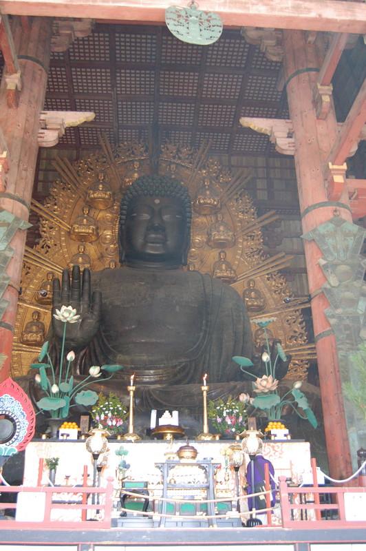 東大寺盧舎那仏像(とうだいじるしゃなぶつぞう)
