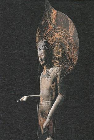 法隆寺百済観音IMG_0007