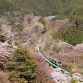 写真: 水郡線 キハE130系単行列車
