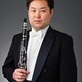 写真: 伊藤圭 いとうけい クラリネット奏者  Kei Ito