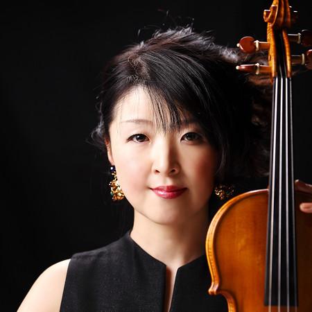 杉原桐子 すぎはらきりこ ヴァイオリン奏者 ヴァイオリニスト