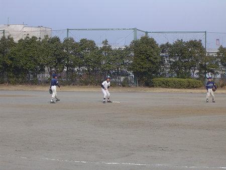 新チーム練習試合2