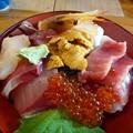 写真: 140426 なかむら 海鮮丼