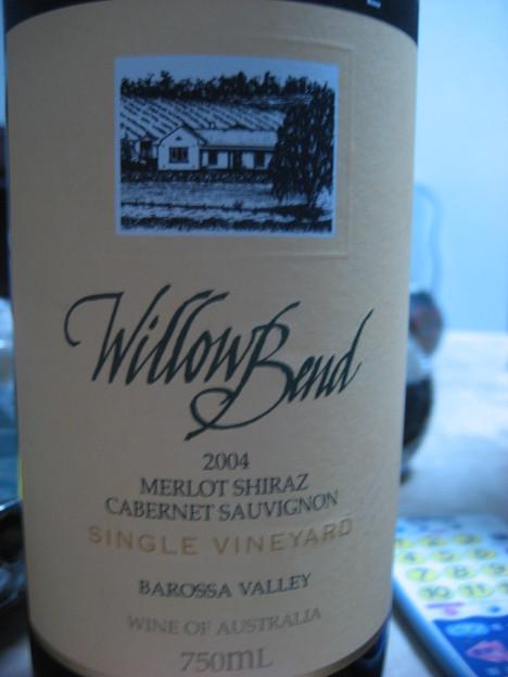 2007年の年越しワイン♪