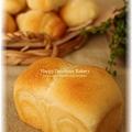 Photos: 塩無しパン2