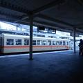 写真: オレンジラインの電車