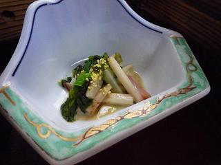 写真: 山菜