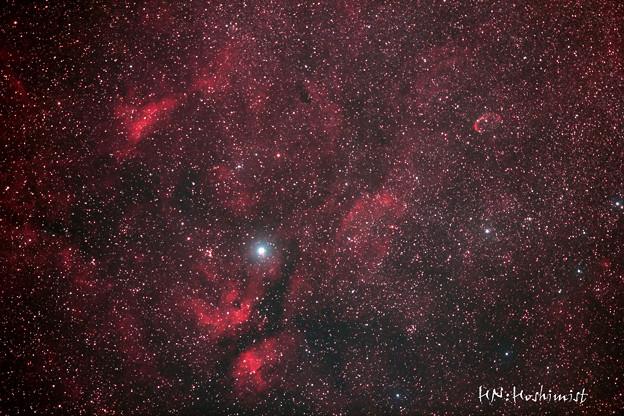 IC1318とNGC6888(IMG_0024)2014.05/05
