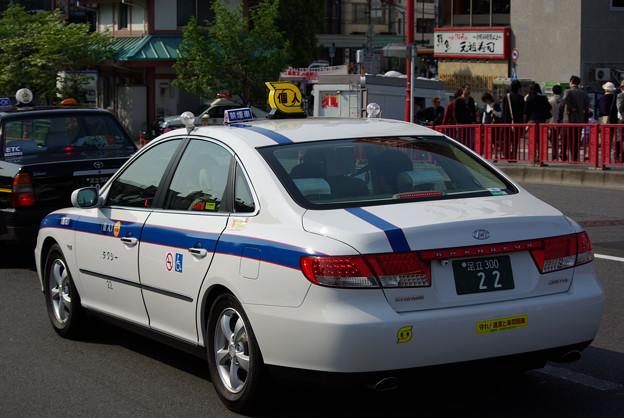 個人タクシー