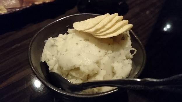 写真: ポテトサラダ