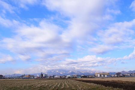 朝雲の鼓動