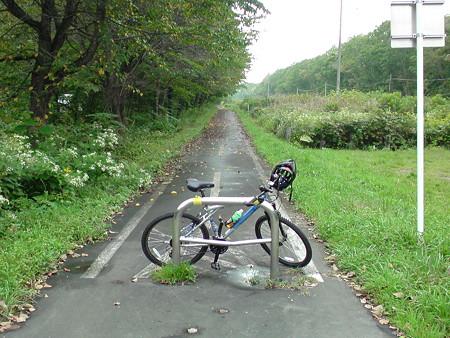 支笏湖サイクリングロード