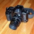 写真: 諸般の事情でデジカメでなくフィルムカメラのEOS-3/EF 50mm/F2.5が転がり込んできました