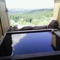 写真: ゆうやけの湯 すばらしい景色