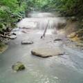 写真: 湯の川は絶品 硫黄系の泥湯