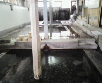写真: 川底温泉