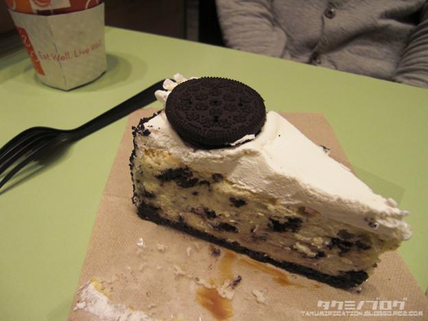 OREOチーズケーキ@NYC