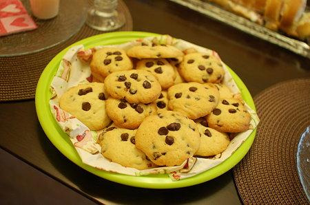 Mさんのチョコチップクッキー