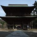 写真: 円覚寺 山門