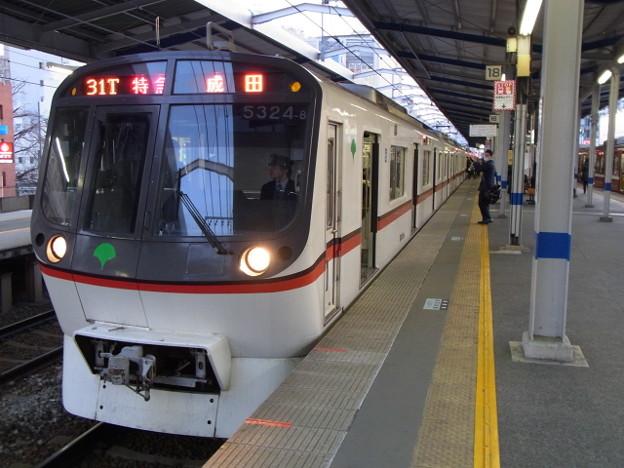 京急本線 特急成田行 RIMG0402