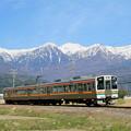 Photos: 春の飯田線(伊那本郷~七久保)1