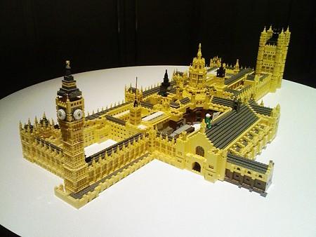080829-レゴ展 イギリスの寺院 (1)
