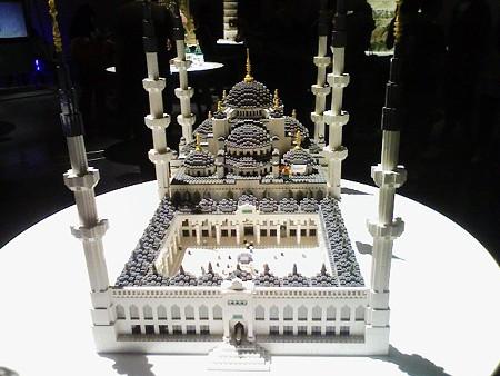 080829-レゴ展 イスタンブールの寺院 (1)