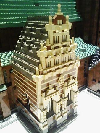 080829-レゴ展 ロスキレ聖堂 (2)