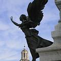 エマヌエーレ2世記念堂?彫像