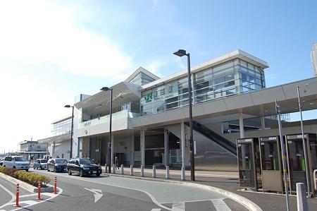 JR東日本 勝田駅
