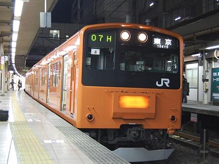 JR東日本 201系(中央線快速)