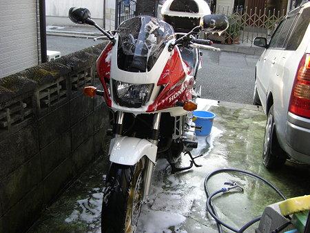 やっぱ洗車