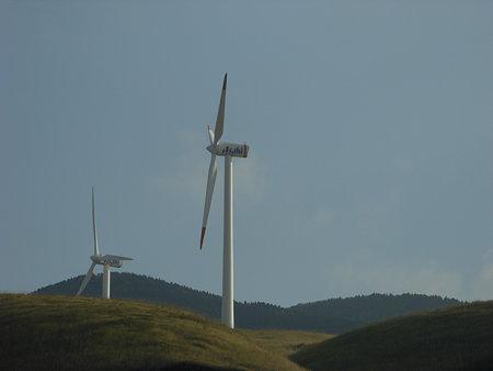 風車アサヒビール
