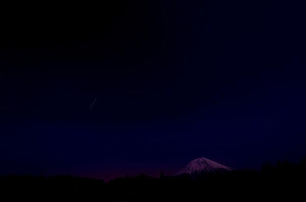 Photos: 富士の夜空