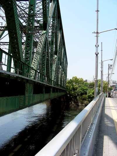 090509九条淀川大橋 030鉄橋
