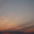 Photos: 3月20日の夕焼け