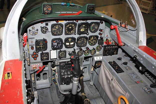 T-1 #810 前席 コクピット