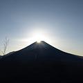 '09 初日の出 富士山  _1010154
