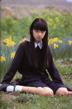栗山千明の神話少女
