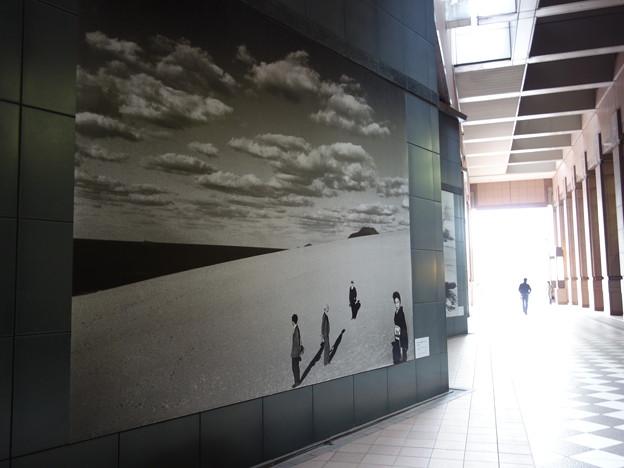 植田正治の鳥取砂丘-東京都写真美術館(目黒区三田)