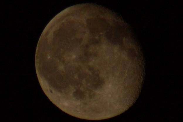 960mmで月