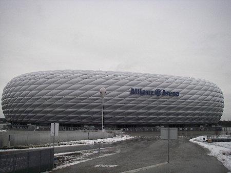 ミュンヘンにて