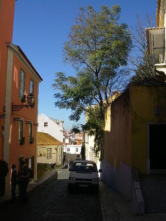 リスボンにて