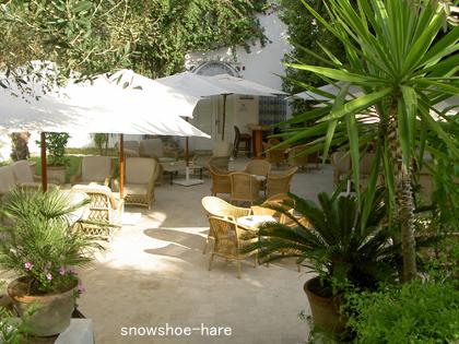 ダール・ザルークの中庭2011年