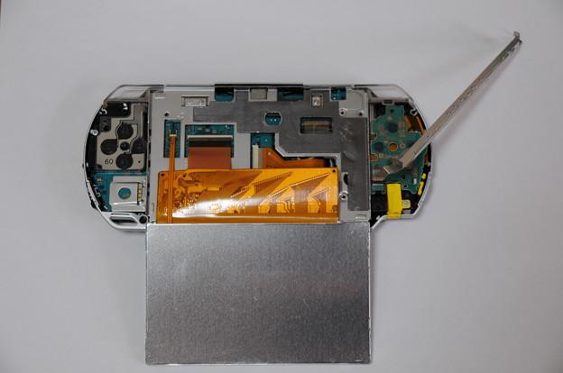 PSP液晶自力交換 09