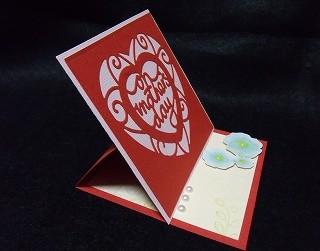 母の日カード (3)
