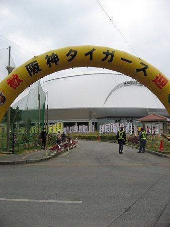 沖縄旅行記:タイガースキャンプ