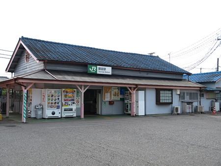 鶴田駅30