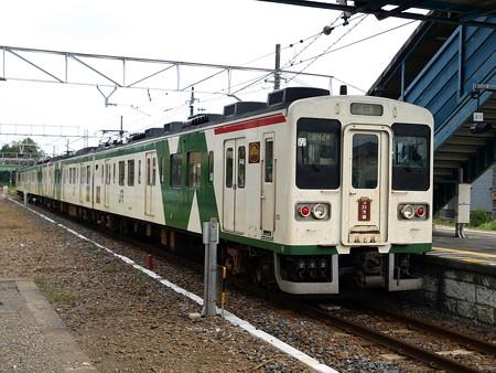 107系(鶴田駅)2