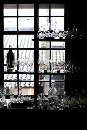 黒壁ガラスs